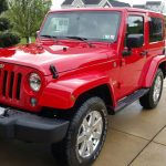 Jeep Wrangler Best Mobile Pittsburgh Auto Car Detailing